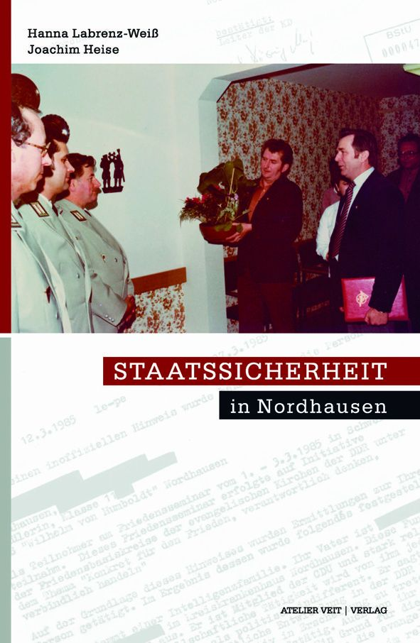 staatssicherheit in nordhausen